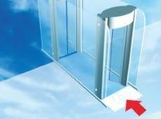 דלת למעבר חד כיווני